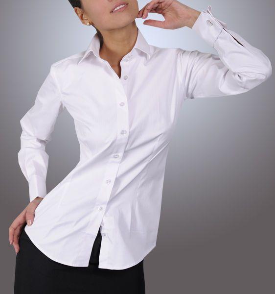 Блузка Женская С Запонками Купить
