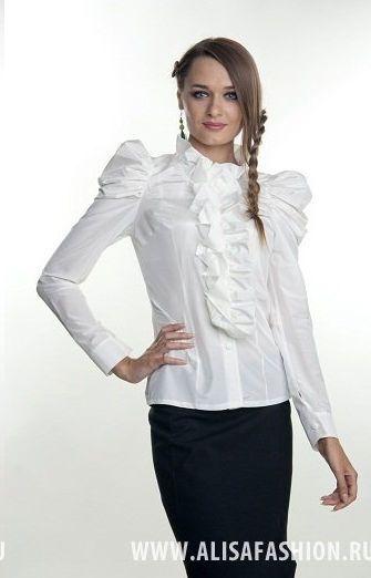 Купить Белую Блузку Офисную В Санкт Петербурге