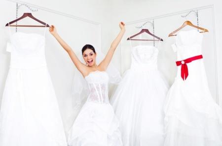 Что учесть при выборе свадебного платья?