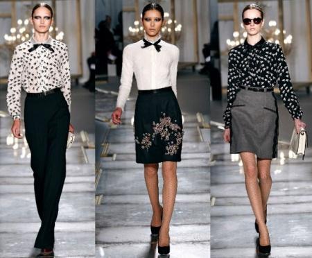 Мужские и женские рубашки в мире моды
