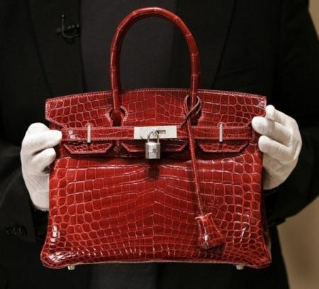 Самые дорогие дизайнерские сумки